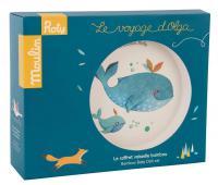 Set vaisselle Le Voyage d'Olga