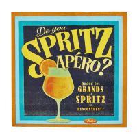Serviettes en papier Spritz