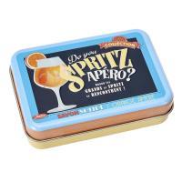 La boîte et son savon Spritz