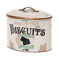 Boîte à biscuits ovale Mister Capone
