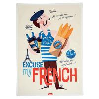 Torchon Excuse my French