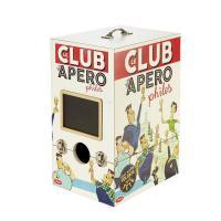 Cache cubis 5L Le Club des Apérophiles