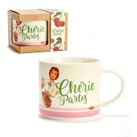 "Mug ""Chérie Party"""