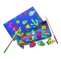 Pêche magnétique colorée