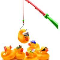 Jeu d'adresse Pêche aux canards