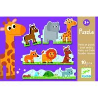 Puzzle Duo Petits et Grands