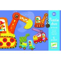 Puzzle Duo Articulo Vehicules