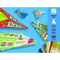 Origami avions garçon