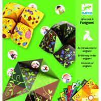 Origami salière