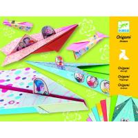 Origami Avion filles