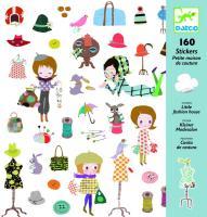 Stickers La petite maison de couture