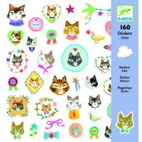 Stickers Les Chats