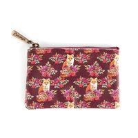 Pochette Rabbit print flat bag