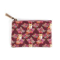 Pochette Rabbit print flat bag