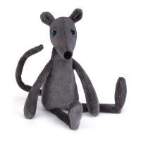 Rat en peluche Rumplekin Rat