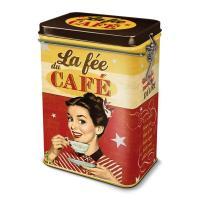 Boîte à café Fée du café