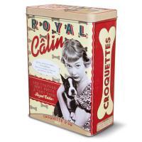 Boîte à croquettes Royal Calin