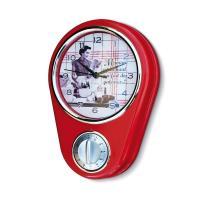 Horloge avec minuteur Maman Gateau